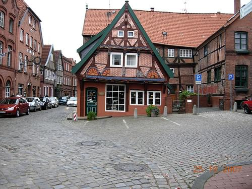 Historic Center, Lauenburg