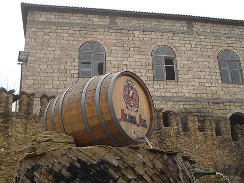 Milestii Mici winery - Moldova's largest!
