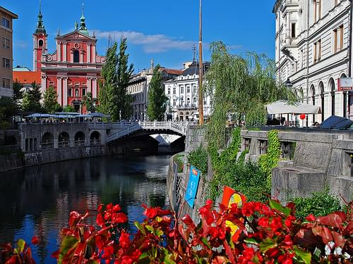 The Bridges of Ljubljana