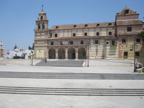 Santa Maria de la Victoria, Malaga