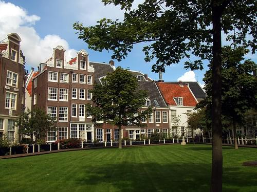 Beguine Gardens, Amsterdam
