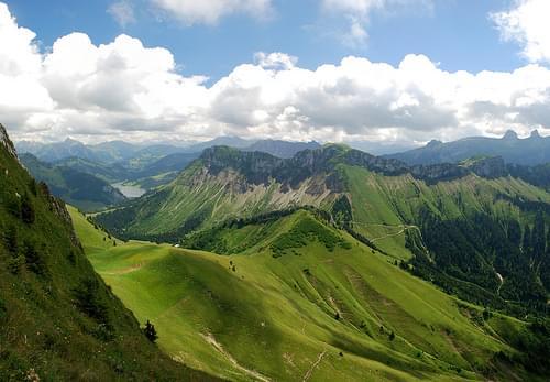 Panorama Rochers-de-Naye
