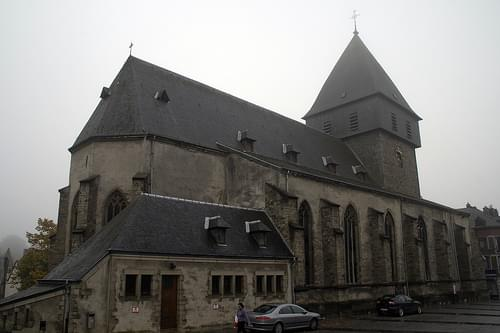 Church St. Pierre, Bastogne