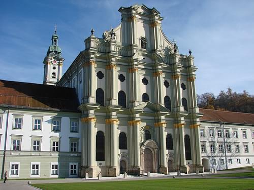 2006-11-16 Fürstenfeldbruck, Zisterzienserkloster, St. Maria 007