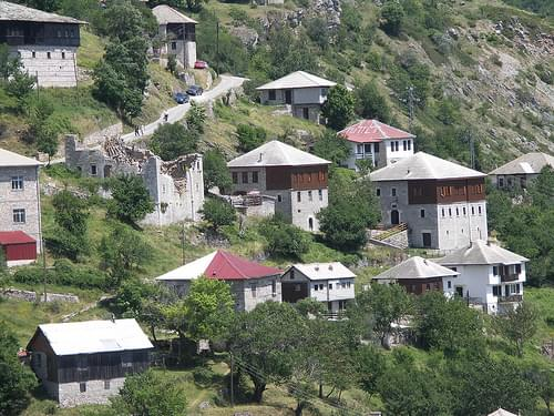 Galicnik, village, Macedonia