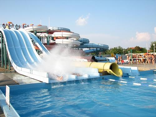 Splash fun