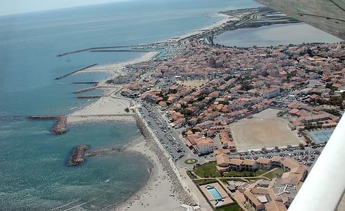 urbanisme littoral (SAINTES-MARIES-de-LA-MER,FR13)