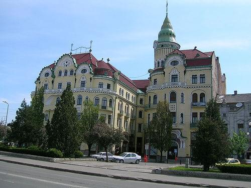 Black Eagle Palace (Oradea, Romania)
