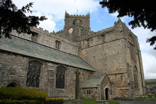 Cartmel Priory 2