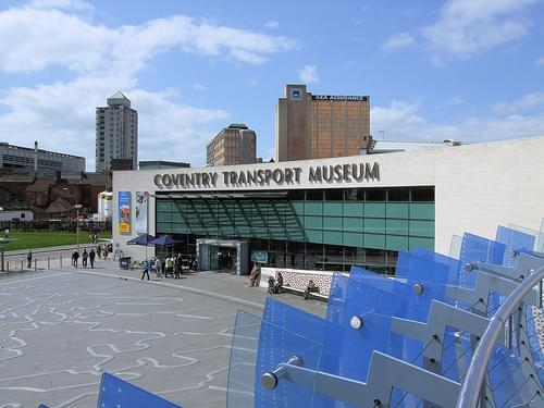 Coventry Transport Museum.