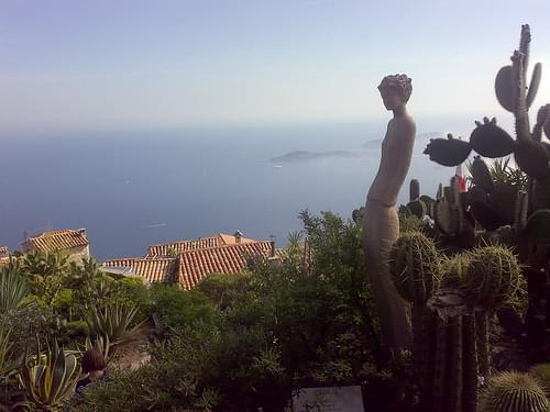 Exotic Garden of Eze