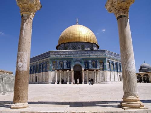 Jerusalem, Israel - Temple Mount