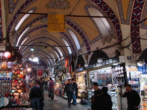 Covered Bazaar, Bursa