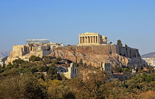 Atenes - Acròpoli