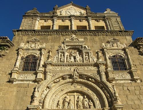 Toledo, Museo Santa Cruz