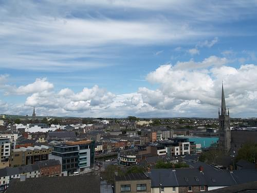View Over Drogheda