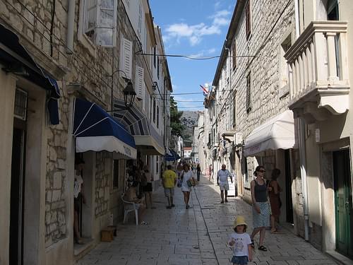 Historic Center, Krk