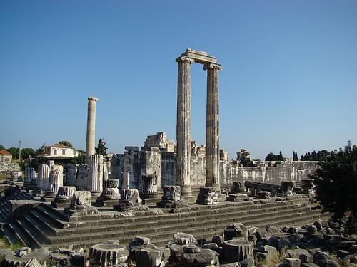Didyma, Temple of Apollo