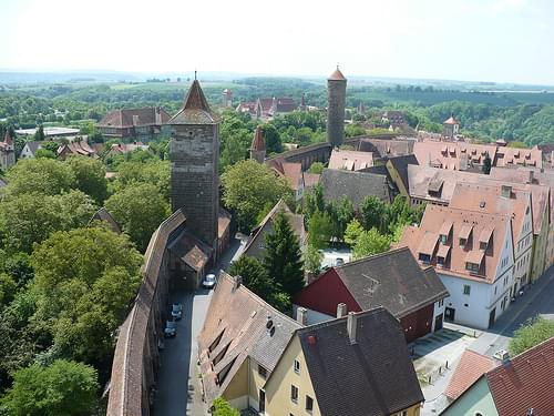Rothenburg Ramparts
