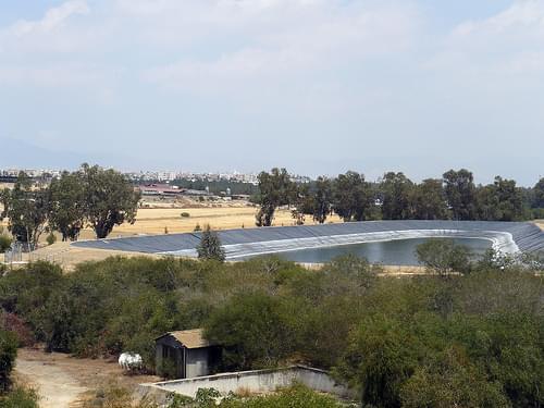 Réserve eau Athalassa
