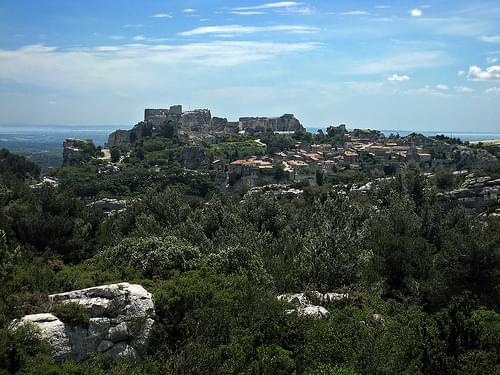 Les Baux de Provence - 08, Jun - 03