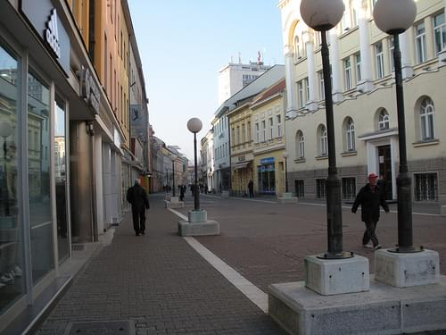 Historic Center, Banja Luka