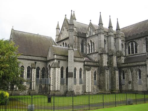 Dublin 21 - St. Patrick's Cathedral