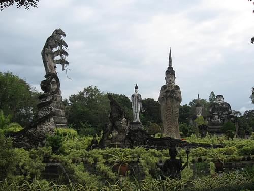 Sala Kaew Ku Sculpture Park