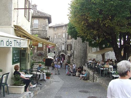 Historic Center, St. Paul de Vence