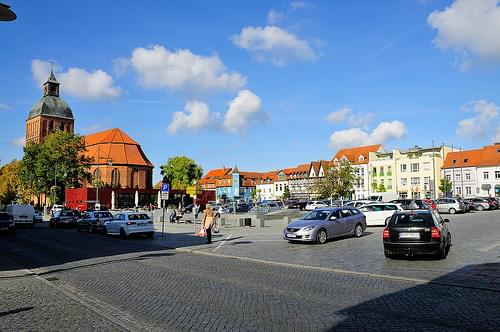 Historic Center, Warnemuende