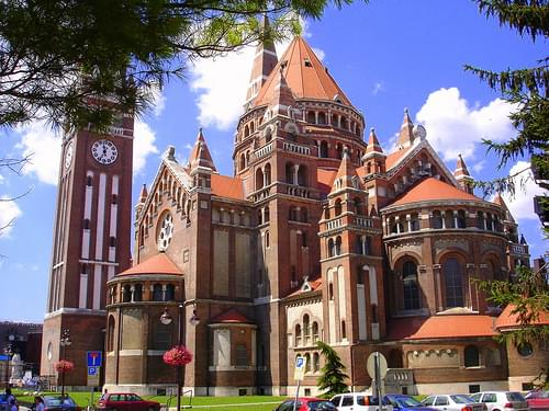 Cathedral of Szeged
