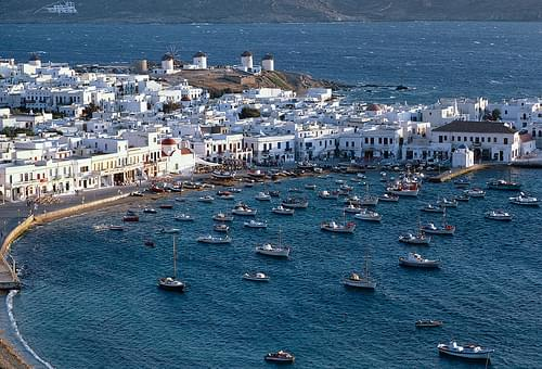 Harbour - Mykonos
