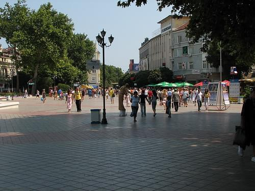 Varna Downtown