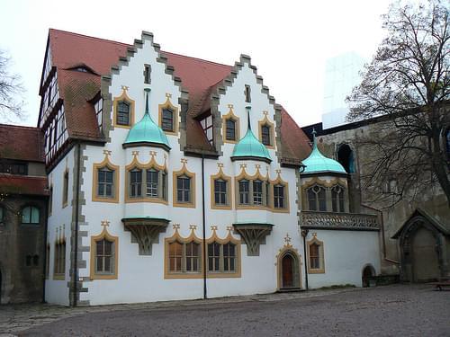 Moritzburg - Halle