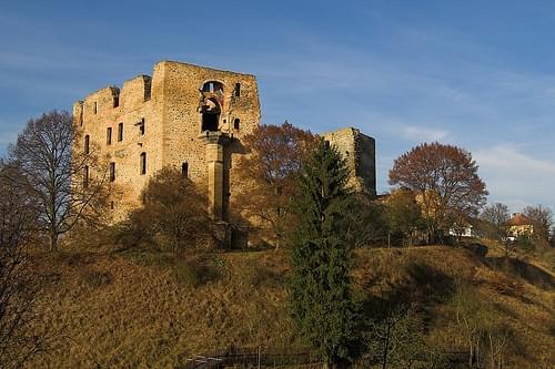 Krakovec Castle (hrad Krakovec)