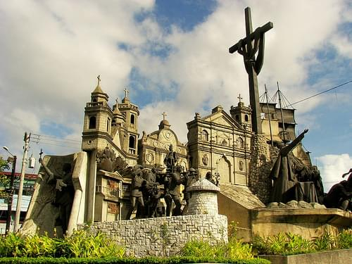 Heritage of Cebu Monument