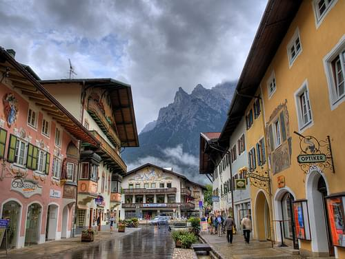 Mittenwald - Germany