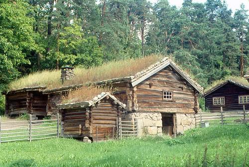 Oslo - Folkemuseum