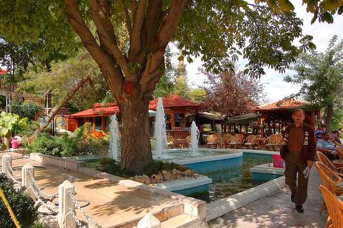 32 Konya - Aladdin Hill