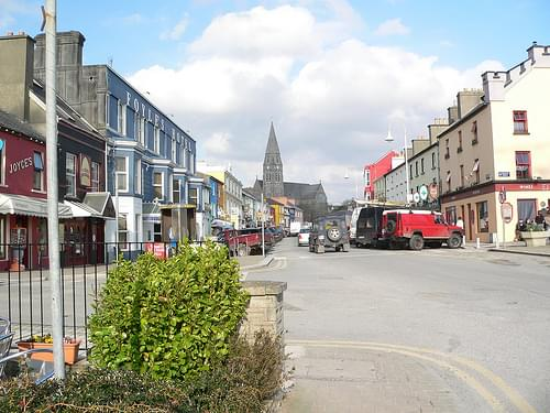 Historic Center, Clifden