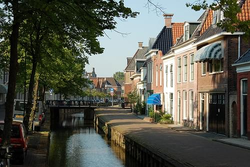 Historic Center, Bolsward