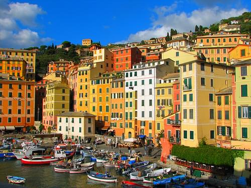 Ligurian colours