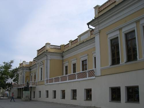 Aivazovsky National Art Gallery, Feodosia