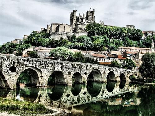 St. Nazaire und Pont Vieux