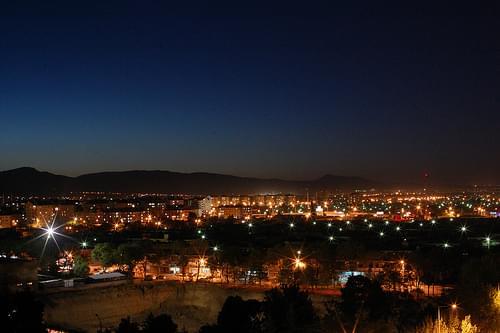 Konya Night Scene