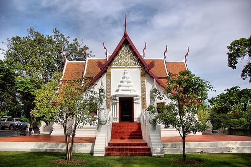 The Wihan at Wat Phumin, Nan