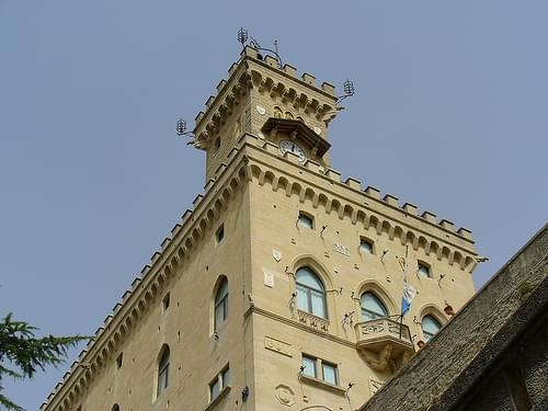 San Marino Towers