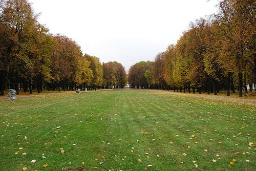 Yanka Kupala Park, Minsk