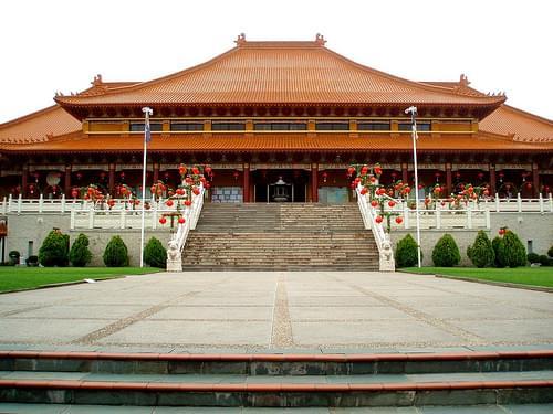 The Main Shrine