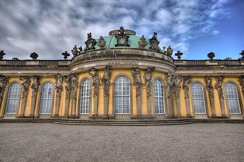 Palace Sanssouci